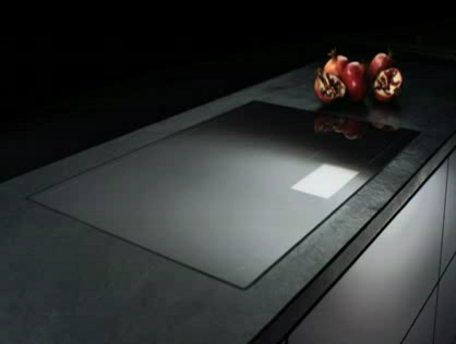 Piano cottura Full Induction di Gaggenau | Arredamenti Nucibella